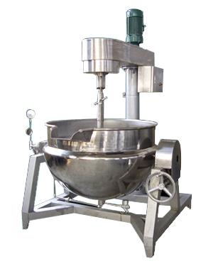 蒸汽(手动式)行星搅拌炒锅