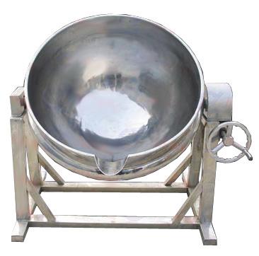 蒸汽可倾式夹层锅