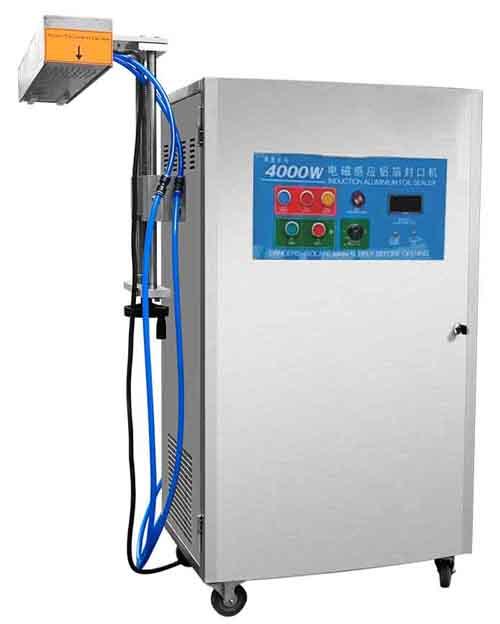4000W水冷全自动感应封口机