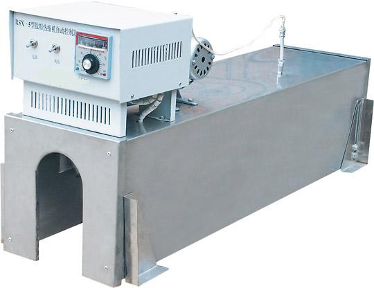 RSⅠ型自动胶帽热缩机,全自动胶帽热缩机