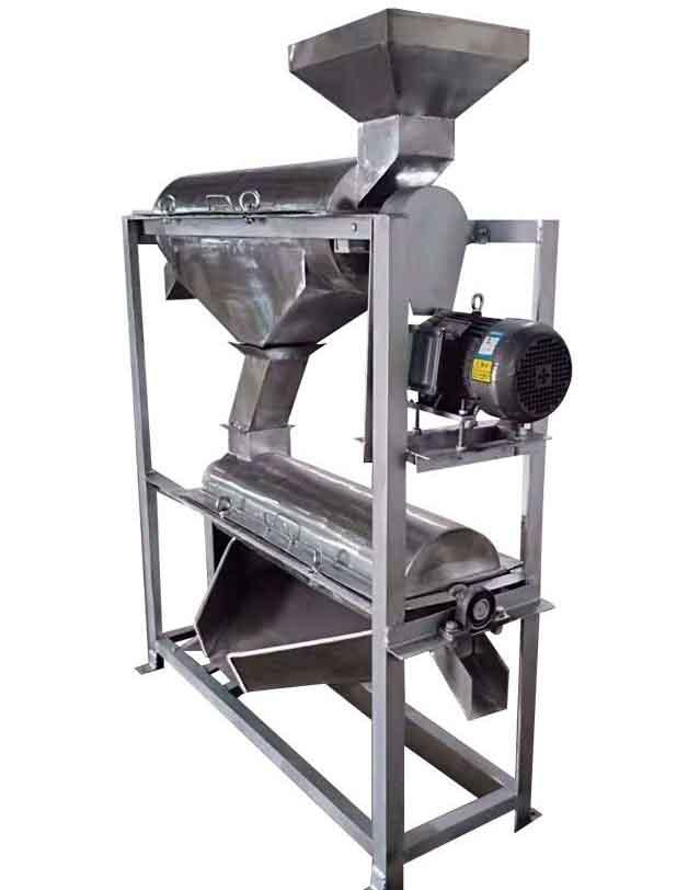 双道果蔬打浆机,螺旋水果榨汁机