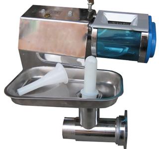 不锈钢电动绞切机,台式电动切肉机,小型电动绞肉机