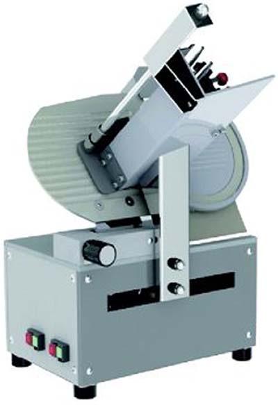 10寸(250CAB)全自动经济型切片机
