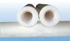 聚丙烯熔喷滤芯:PP喷熔滤芯,PP喷熔骨架滤芯