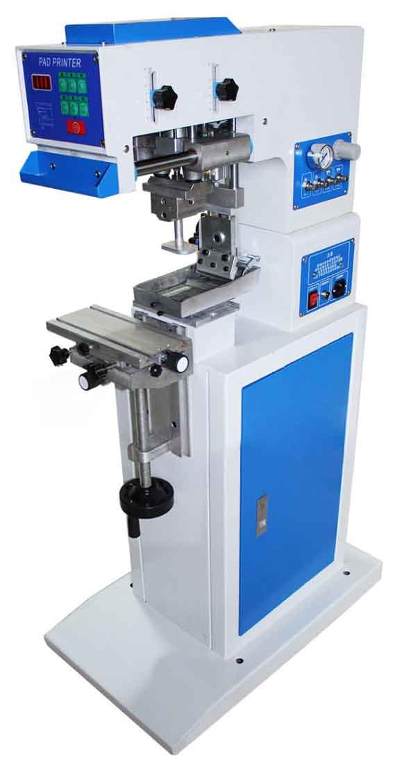 ZXY-600型直线式油墨移印机