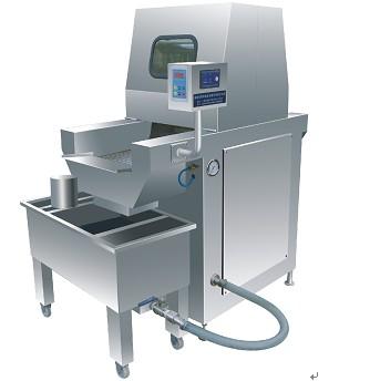 带骨全自动盐水注射机,鱼肉针带骨盐水注射机(电脑防水控制)
