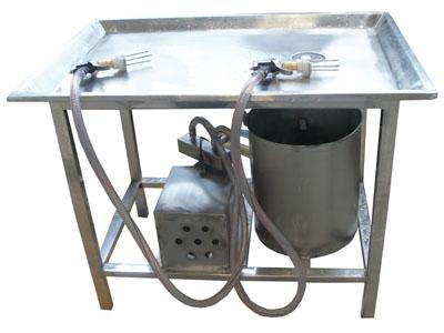 平台手动盐水注射机
