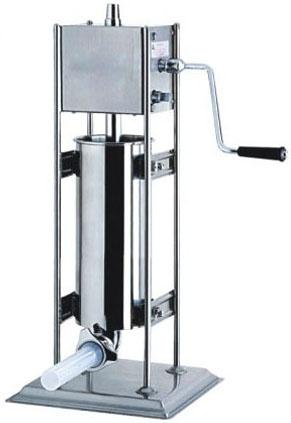 手动灌香肠机:不锈钢立式灌肠机,灌香肠机