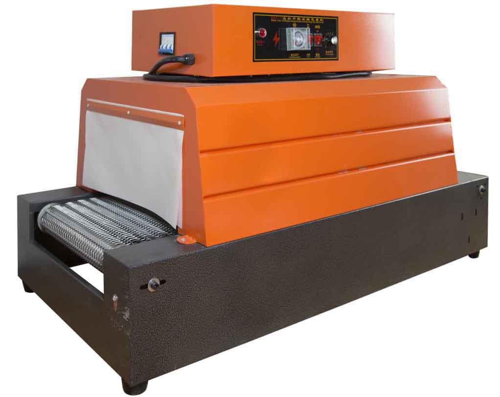 收缩机,远红外热收缩机(仪表带网)