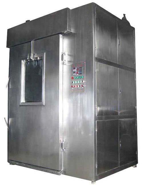 蒸汽加热烟熏炉,自动蒸熏烤炉(500/1000型)