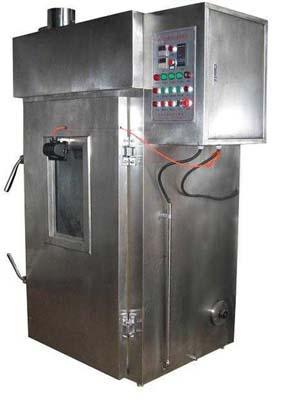 实验室用自动蒸熏烤炉,实验型烟熏炉,小型电动烟熏炉