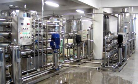 矿泉水/纯净水生产线、设备
