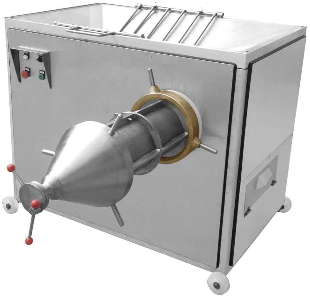300型鱼类精滤机,大型鱼肉精滤机,鱼浆精滤机