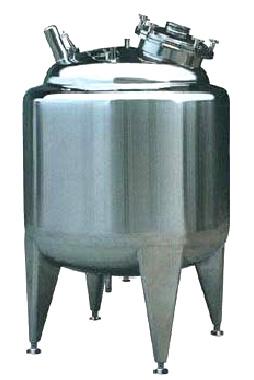 不锈钢存储罐(立式无菌储罐)