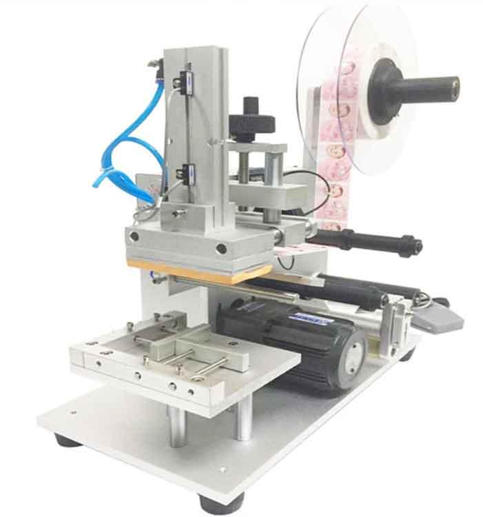 YXT30114半自动平面贴标机