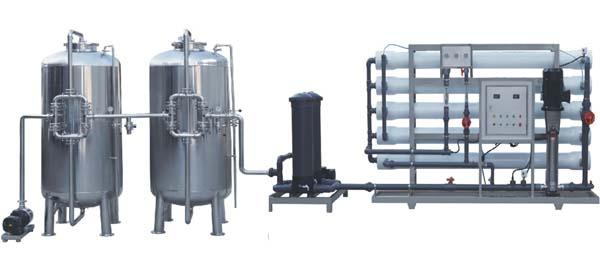 超滤矿泉水生产设备,矿泉水处理设备